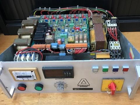 Ahlbrandt Control Rectifier Rack